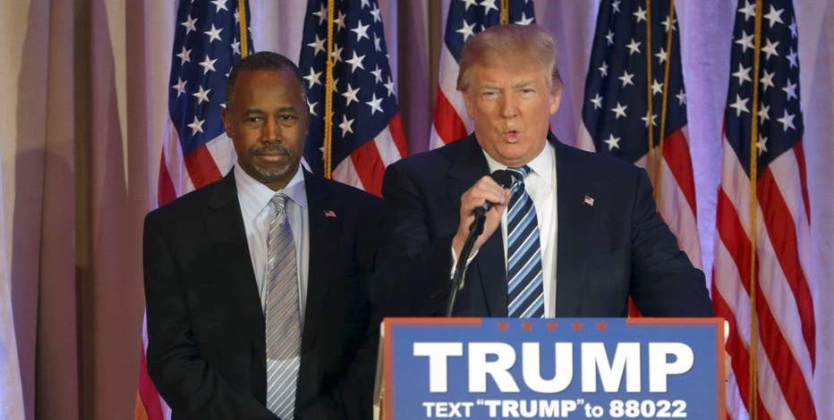 Former Republican presidential candidate Dr. Ben Carson on Donald Trump's potential V.P. pick, the next steps in Trump's campaign and Bernie Sanders' win in Indiana.