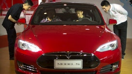 Tesla posts better-than-expected 1Q results