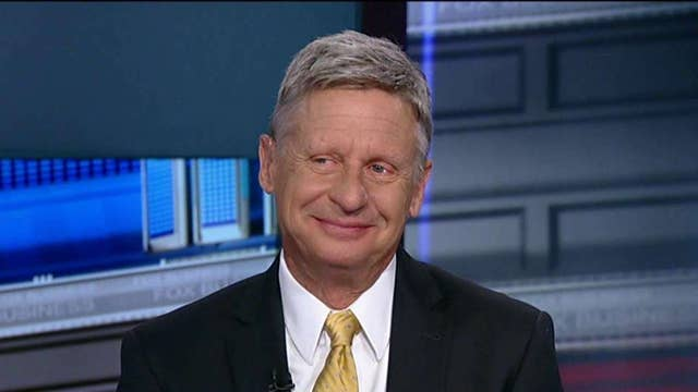 Gary Johnson: Make it easier for anyone to get a work visa