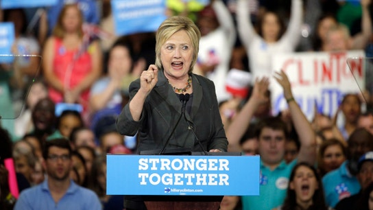 'Clinton Cash' author on Hillary's speech on foreign political donations