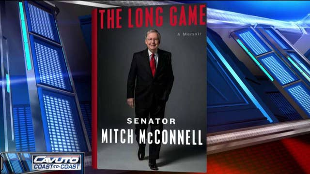 Sen. Mitch McConnell learned a valuable lesson as a child with polio
