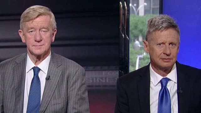Gary Johnson: We need to be in presidential debates to win White House