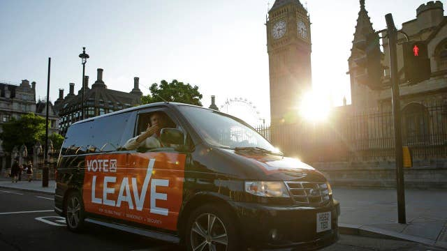 Britain's transition out of the European Union