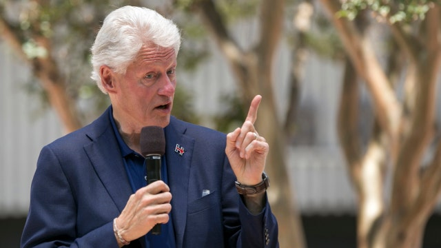 Bill Clinton paid $16.5M by Laureate Universities