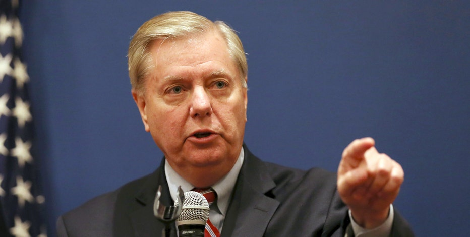 Former 2016 Presidential Candidate Sen. Lindsey Graham argues gun control will not prevent terrorist attacks.