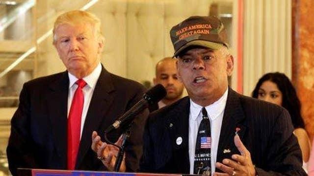 Veteran Al Baldasaro defends Trump
