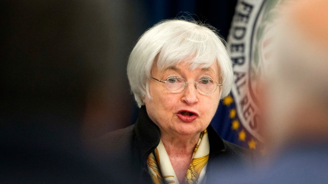 Yellen: 'Brexit' one reason Fed is on hold