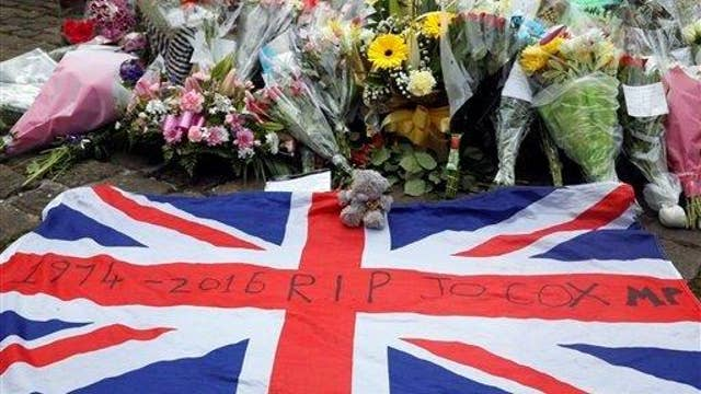 Brexit debate on hold after Parliament member murdered