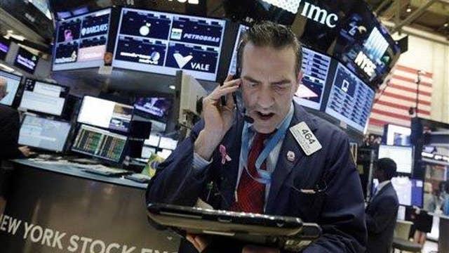 Stocks plummet on U.K. vote