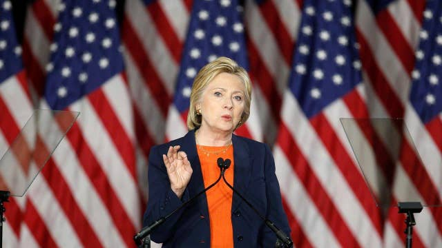 Should Hillary Clinton continue to play the women's card?
