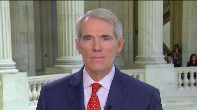Sen. Portman on the election, U.S. opioid epidemic