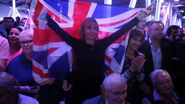 David Malpass talks Brexit's impact