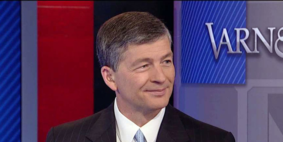 Rep. Jeb Hensarling, (R-Texas), on his meeting with Donald Trump, Dodd-Frank and the U.S. economy.