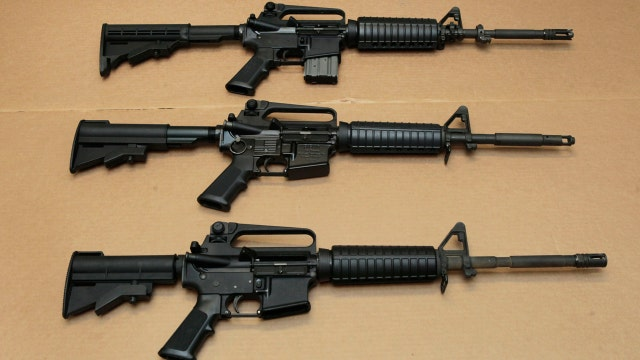 Gun shop owner sells 25K-30K AR-15s since Orlando shooting