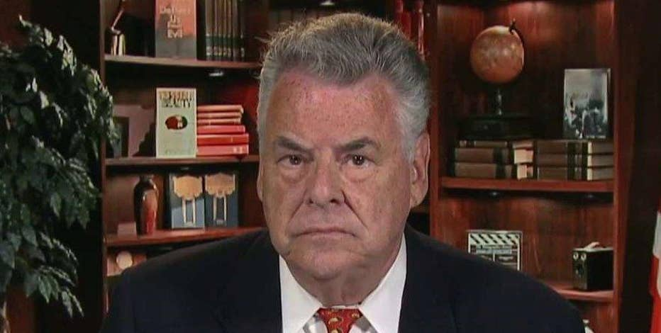 Rep. Peter King, (R-N.Y.), says the fight against terrorism requires an all-out effort from the FBI and local police.