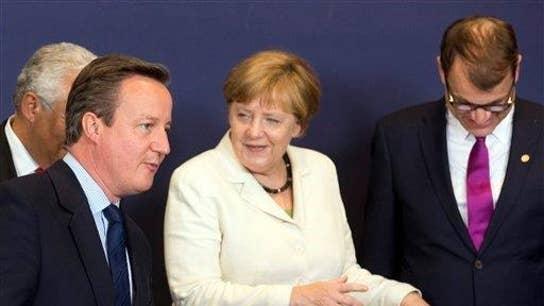 Fmr. U.S. Ambassador Gutman: U.K. won't leave EU