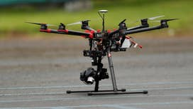 A degree in flying drones?