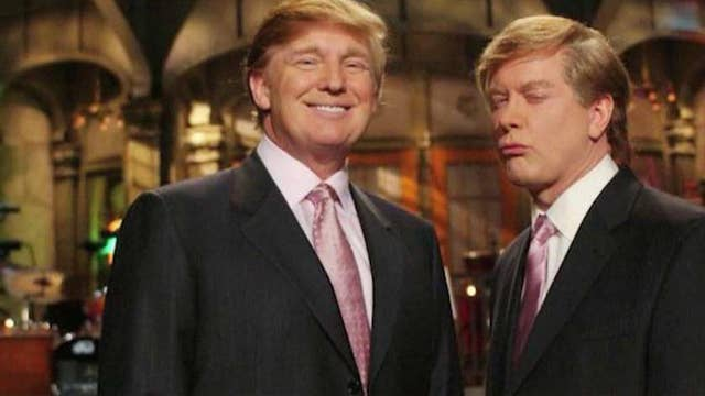 Darrell Hammond on impersonating Donald Trump