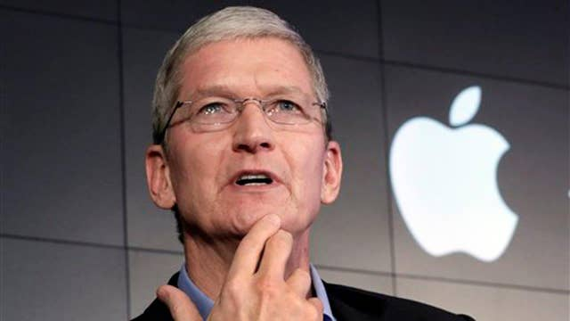 Cook lacking the creativity Apple needs in a leader?