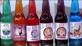 Political pop: Family soda business creates special election-themed drinks