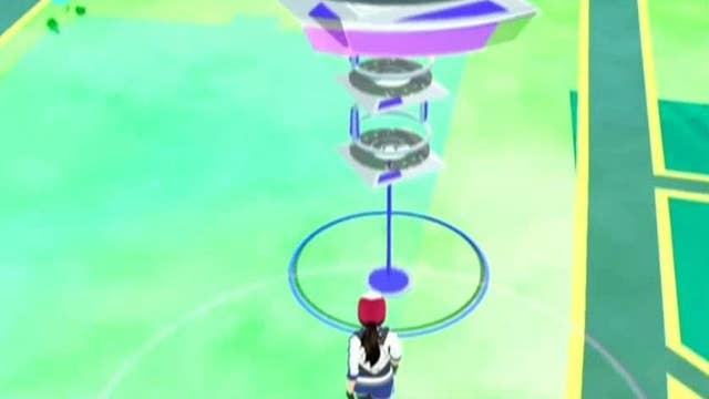 The 'Pokemon Go' phenomenon