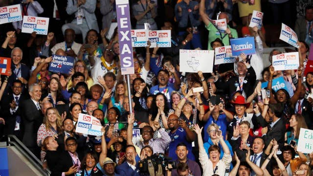 Fmr. Sen. Harkin: People will vote for their future