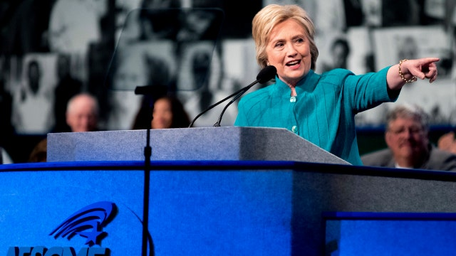 Robert Wolf on how Clinton can reach independents