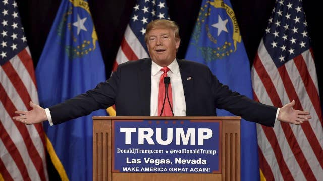 Pierson: The Primaries are over, Trump train left the station