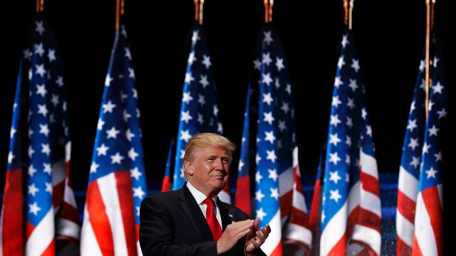 Donald Trump: I humbly, gratefully accept nomination for president
