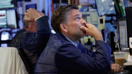 Investors bracing for downside after record highs