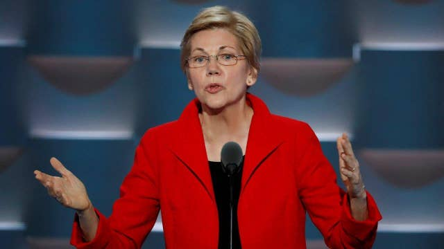 Sen. Warren: Washington works great for those at the top