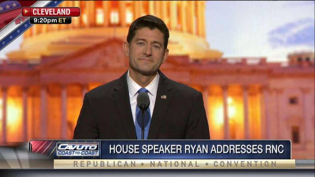 Speaker Ryan: We have made our choice