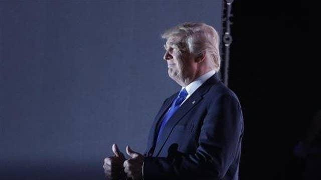 Zinke: Donald Trump will shake it up