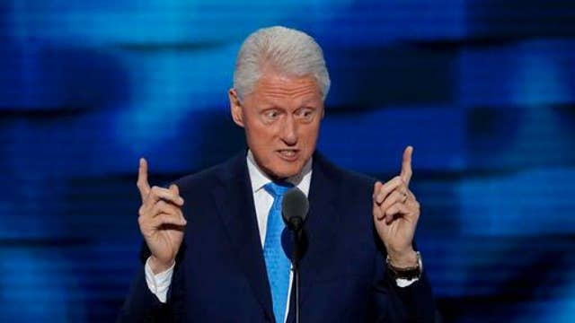 Bill Clinton: Hillary's never satisfied with the status quo