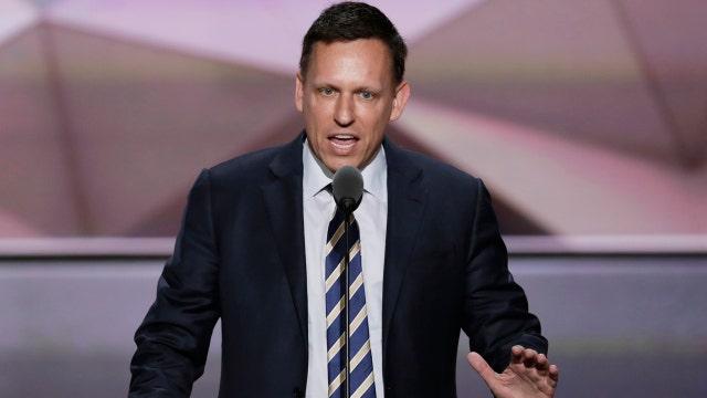Peter Thiel: Our economy is broken