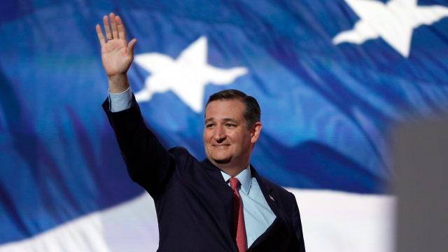 Sen. Ted Cruz: I congratulate Trump