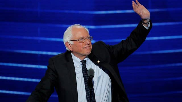 Sen. Sanders: Hillary Clinton must become the next President of the U.S.