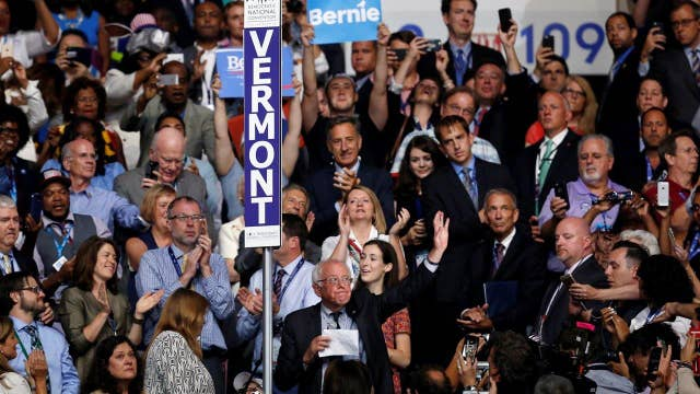 Changes at DNC after email leak too little too late?