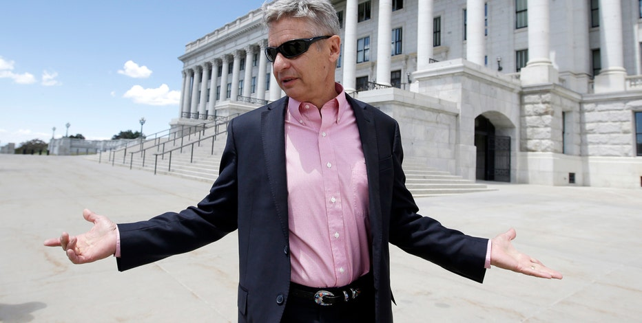Libertarian Presidential Nominee Gary Johnson says he's keeping a low profile and trying to be respectful of other candidates at this point in the election cycle.