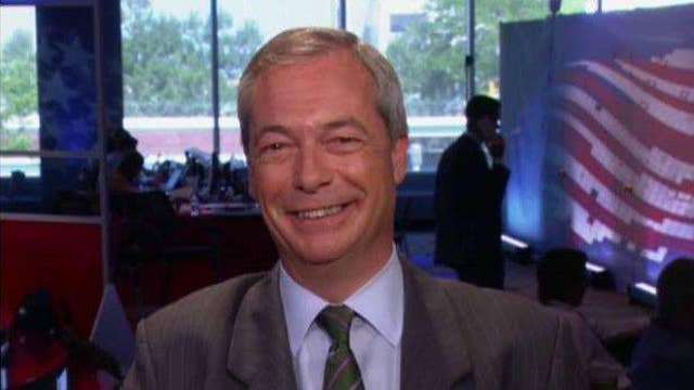 Nigel Farage: Here's how Trump can change history