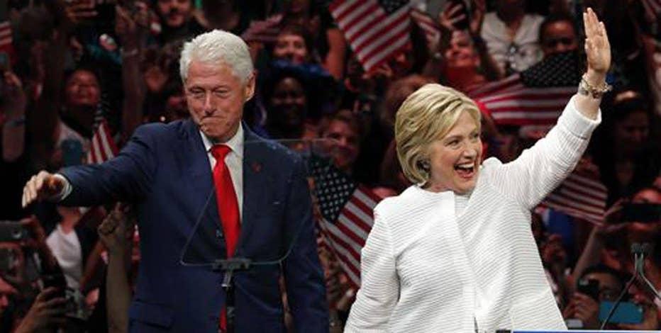Fox News Senior Judicial Analyst Judge Andrew Napolitano on Clinton Foundation troubles.