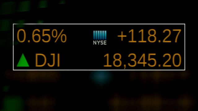 Dow hits new all-time high