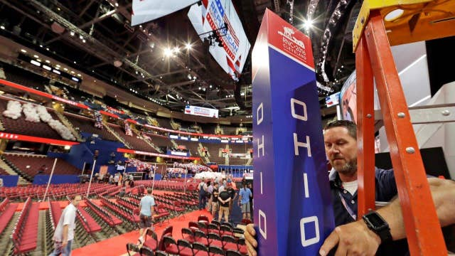 Should energy be the main focus at the RNC?