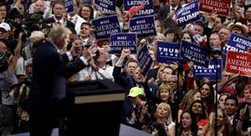 Did Trump's acceptance speech resonate with voters?