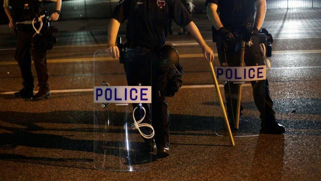 The relationship between police, citizens in America