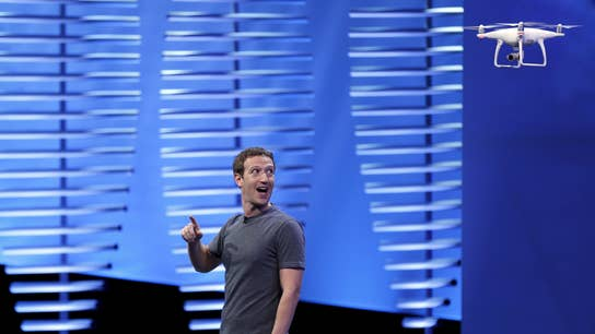 Facebook's high-tech Internet drone