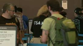 TSA checkpoints in focus after terror attacks