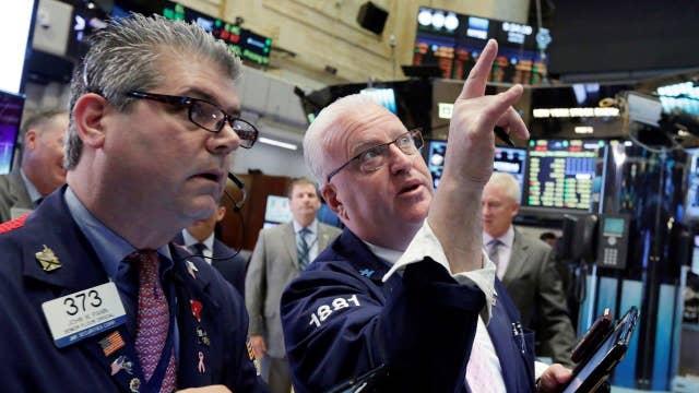 S&P 500 ends at record high