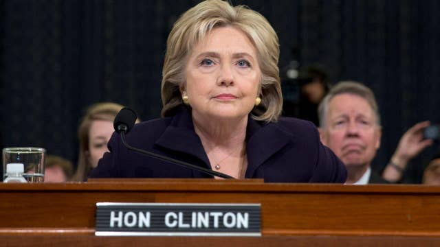 Rep. Bob Goodlatte: Clinton is not above the law