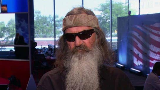 'Duck Dynasty' Star Phil Robertson to Cruz: Forgive and Learn to Love